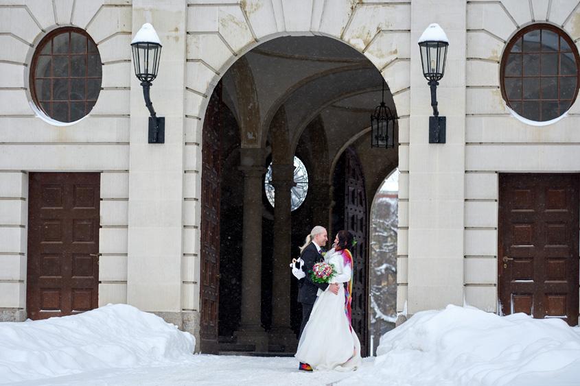 Winter Hochzeit in Weimar White Wedding Bild-259
