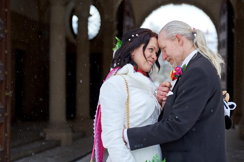 Winter Hochzeit in Weimar White Wedding Bild-264