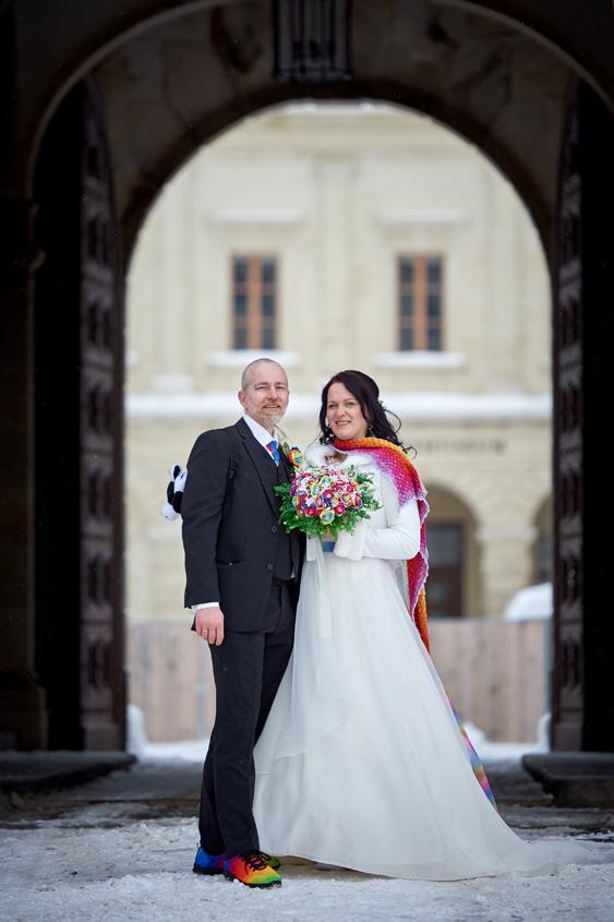 Winter Hochzeit in Weimar White Wedding Bild-272