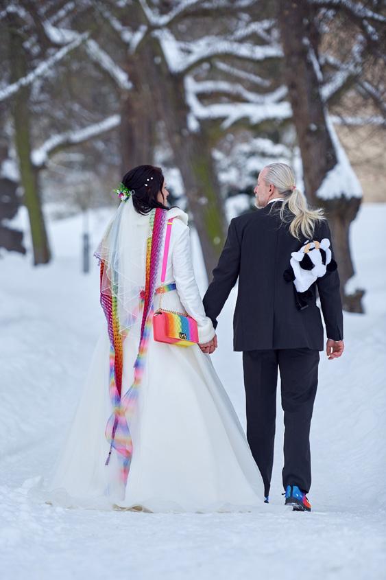 Winter Hochzeit in Weimar White Wedding Bild-291