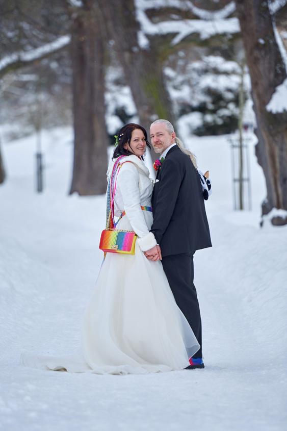 Winter Hochzeit in Weimar White Wedding Bild-297