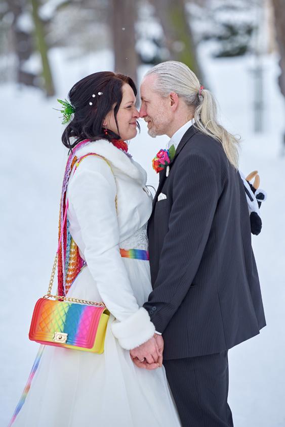 Winter Hochzeit in Weimar White Wedding Bild-300