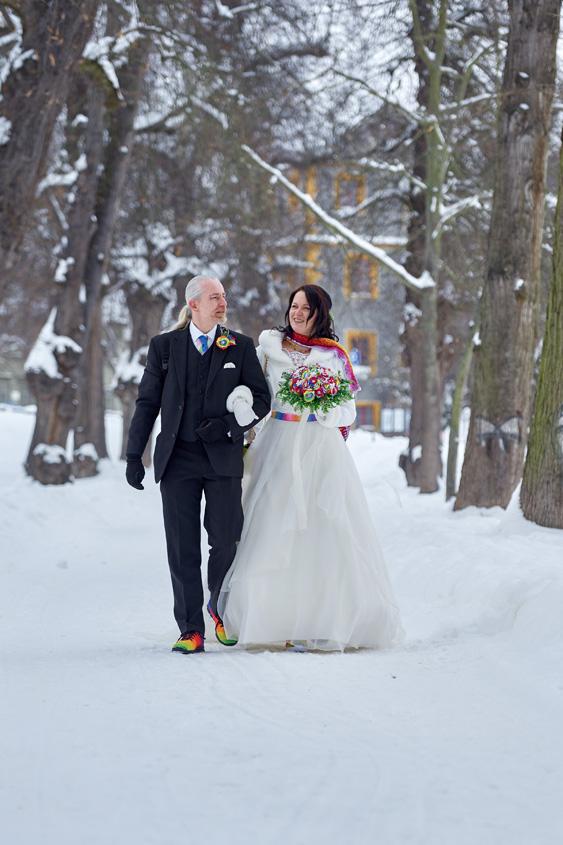 Winter Hochzeit in Weimar White Wedding Bild-305