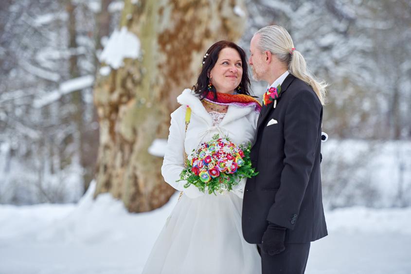 Winter Hochzeit in Weimar White Wedding Bild-308