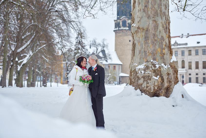 Winter Hochzeit in Weimar White Wedding Bild-319