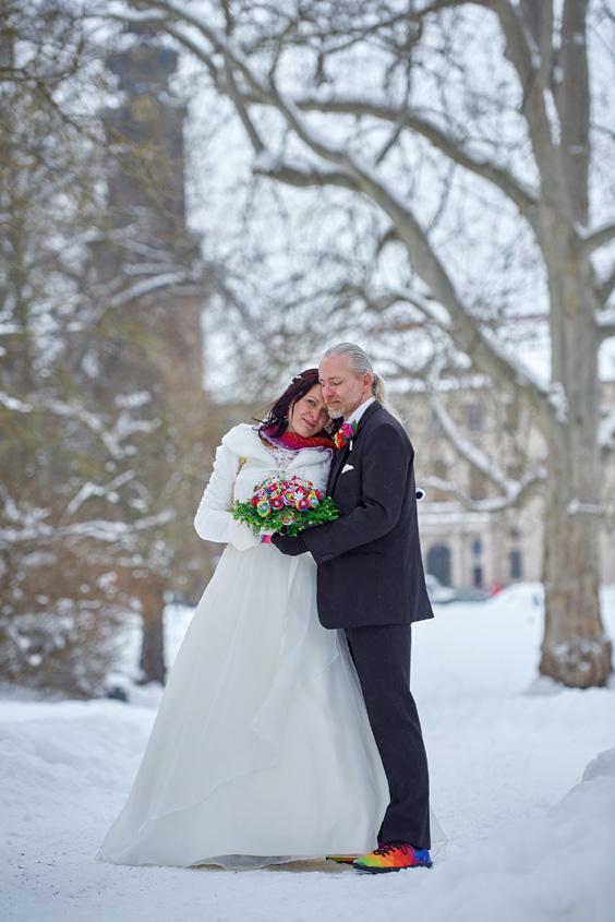 Winter Hochzeit in Weimar White Wedding Bild-333