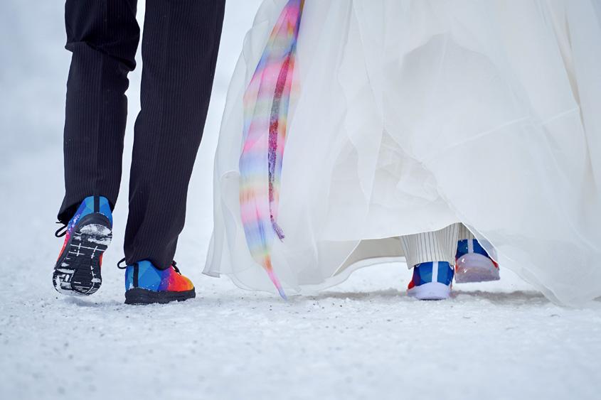 Winter Hochzeit in Weimar White Wedding Bild-359
