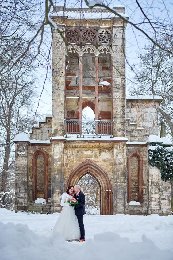 Winter Hochzeit in Weimar White Wedding Bild-365