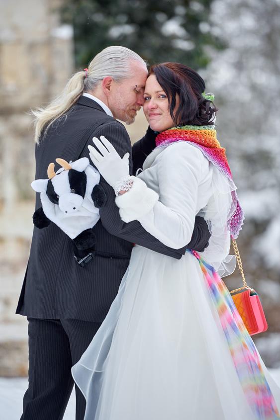 Winter Hochzeit in Weimar White Wedding Bild-384